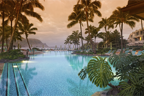 Hawaii Resort